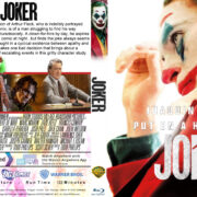Joker (2019) R1 Custom Blu-ray Cover