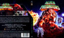 Alien Predator (1986) R2 German Blu-Ray Covers