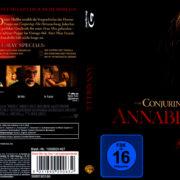 Annabelle (2014) R2 German Blu-Ray Cover