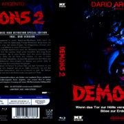 Dämonen (1986) R2 German Blu-Ray Cover