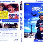 Die grosse Sause - Drei Bruchpiloten in Paris (1966) R2 German Blu-Ray Covers