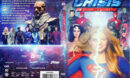 Crisis On Infinite Earths (2019) R2 Custom DVD Cover V3