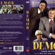 DEMOB PART THREE (2002) R1 DVD COVER & LABEL