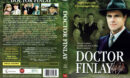 DOCTOR FINLAY PART THREE (2002) R1 DVD COVER & LABEL