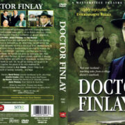 DOCTOR FINLAY PART TWO (2002) R1 DVD COVER & LABEL