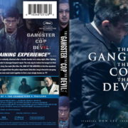 The Gangster, The Cop, The Devil (2019) R1 Blu-ray Cover & Label