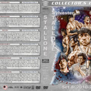 Sylvester Stallone Filmography - Set 8 (2010-2013) R1 Custom DVD Cover