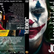 Joker (2019) R1 Custom DVD Covers
