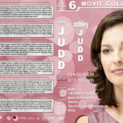 Ashley Judd Filmography - Set 1 (1992-1995) R1 Custom DVD Cover