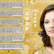 Ashley Judd Filmography - Set 2 (1996-1998) R1 Custom DVD Cover