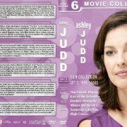 Ashley Judd Filmography - Set 3 (1999-2002) R1 Custom DVD Cover
