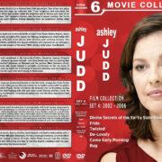 Ashley Judd Filmography - Set 4 (2002-2006) R1 Custom DVD Cover