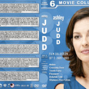 Ashley Judd Filmography - Set 5 (2009-2013) R1 Custom DVD Cover