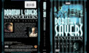 DOROTHY L SAYERS MYSTERIES STRONG POISON (2002) R1 DVD COVER & LABEL