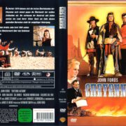 Cheyenne (1964) R2 German DVD Cover