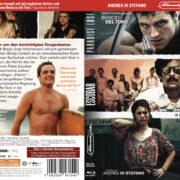 Escobar - Paradise Lost (2014) R2 German Blu-Ray Cover