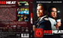 Red Heat (1988) R2 German Blu-Ray Covers & Label