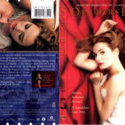 DANGEROUS BEAUTY (1997) R1 DVD COVER & LABEL