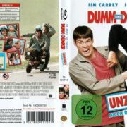 Dumm und Dümmer (1994) R2 German Blu-Ray Covers & Label