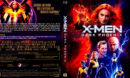 X-Men: Dark Phoenix (2019) R2 German Blu-Ray Covers