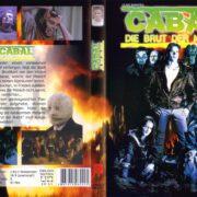 Cabal-Die Brut der Nacht (1990) R2 German DVD Cover