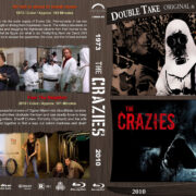 The Crazies Double Feature R1 Custom Blu-Ray Cover