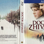 DOCTOR ZHIVAGO (1965) R1 BLU-RAY DIGIBOOK COVER & LABELS
