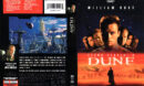 DUNE (2000) TV SERIES DVD COVER & LABELS
