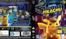 DETECTIVE PIKACHU (2019) R2 CUSTOM Blu-Ray Cover