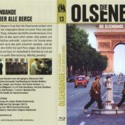 Die Olsenbande fliegt über alle Berge (13) (1981) R2 German Blu-Ray Cover & Label