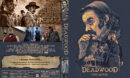 Deadwood The Movie (2019) R1 Custom DVD Cover & Labels V2