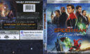 Spider-Man: Far From Home (2019) R1 4K UHD Cover & Labels