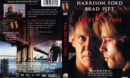 THE DEVIL'S OWN (1997) R1 DVD COVER & LABEL