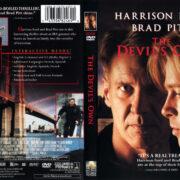 THE DEVIL'S OWN (1997) R1 DVD COVER & LABEL