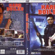 Hard Boiled (1992) R2 German DVD Cover