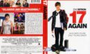 17 Again (2009) R1 DVD Cover