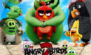 The Angry Birds Movie 2 (2019) R1 Custom DVD label