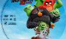 The Angry Birds Movie 2 (2019) R1 Custom DVD label v2