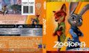 Zootopia (2019) R1 4K UHD Cover