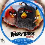 The Angry Birds Movie (2016) R1 Custom Blu-Ray Labels