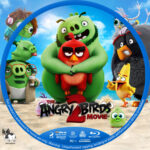 The Angry Birds Movie 2 (2019) R1 Custom Blu-Ray Labels