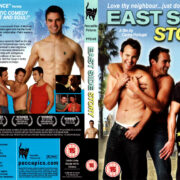 EAST SIDE STORY (2008) R2 DVD COVER & LABEL