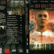Once Upon A Time In China (1997) R2 german DVD Cover
