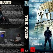 The Raid (2011) R2 German DVD Cover
