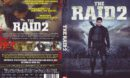 The Raid 2 (2014) R2 German DVD Cover