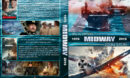 Midway Double Feature R1 Custom DVD Cover