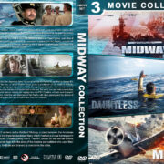 Midway Collection R1 Custom DVD Cover