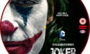 Joker (2019) R2 Custom DVD Label