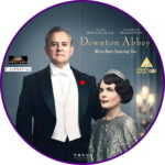 Downton Abbey R2 Custom DVD label