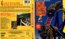 AMERICA'S GREATEST ROLLER COASTER THRILLS 2 IN 3D (1996) DVD R1 DVD COVER & LABEL